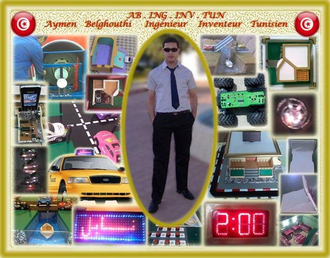 aymen belghouthi - cv