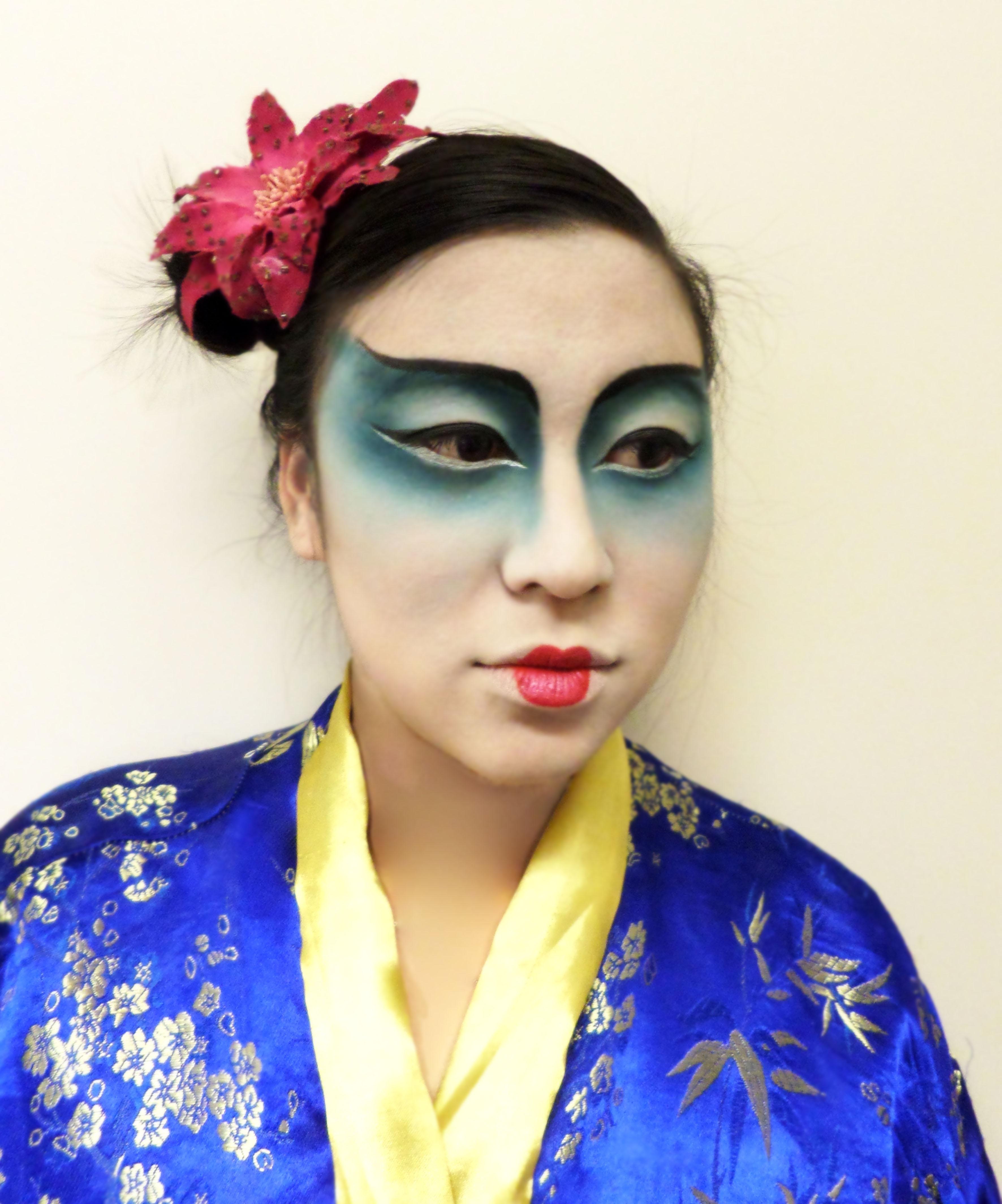 magdalena madraszewska - make up artist