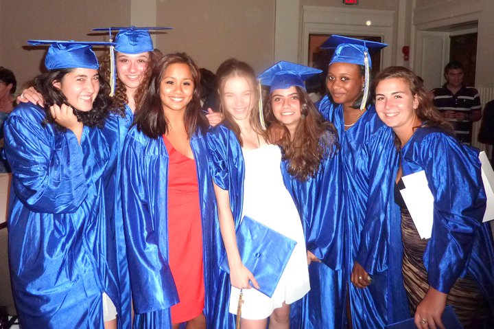 and graduation - cv