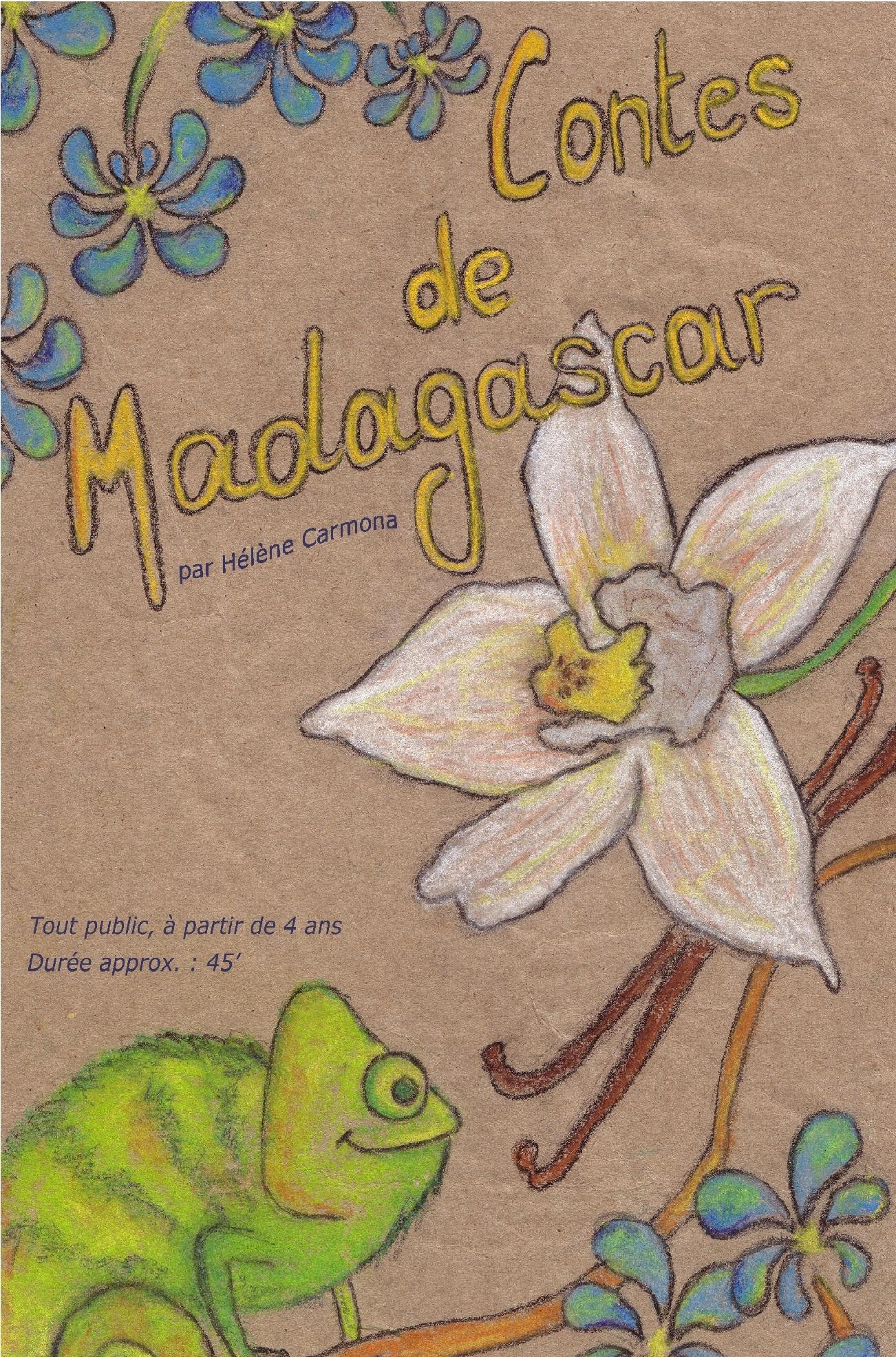 h u00e9l u00e8ne carmona - contes de madagascar