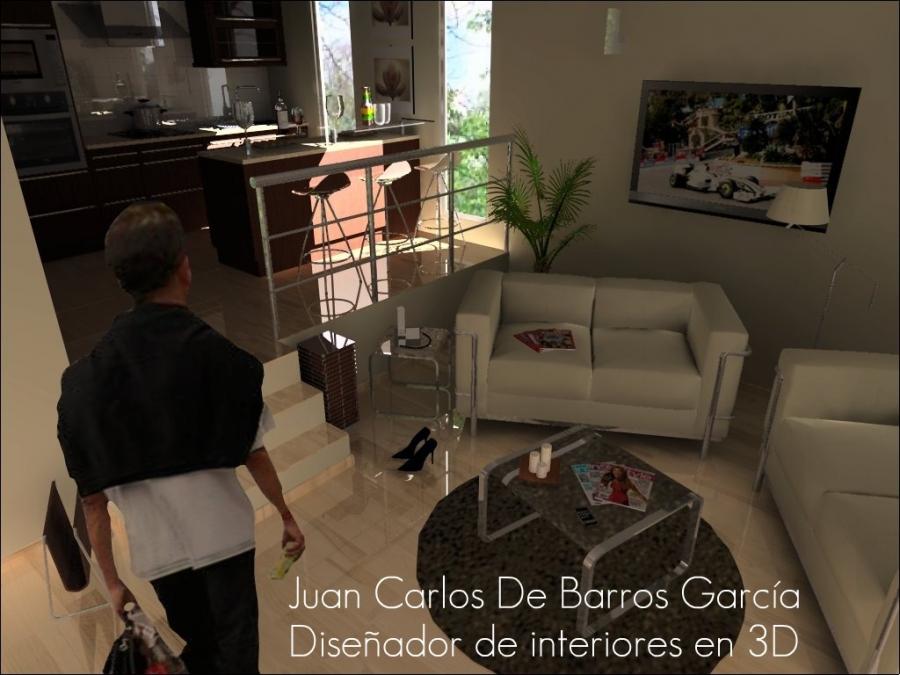 Juan carlos de barros garcia cv dise ador de interiores en 3d curriculum vitae - Disenador de interiores madrid ...