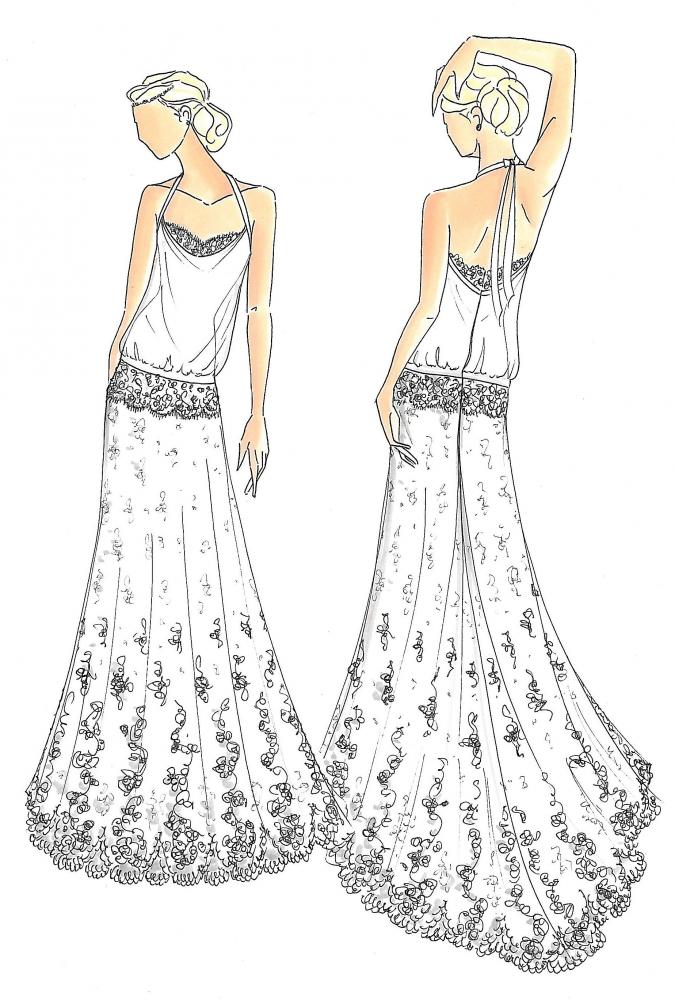 Elodie Grebert Cv Styliste Fashion Designer