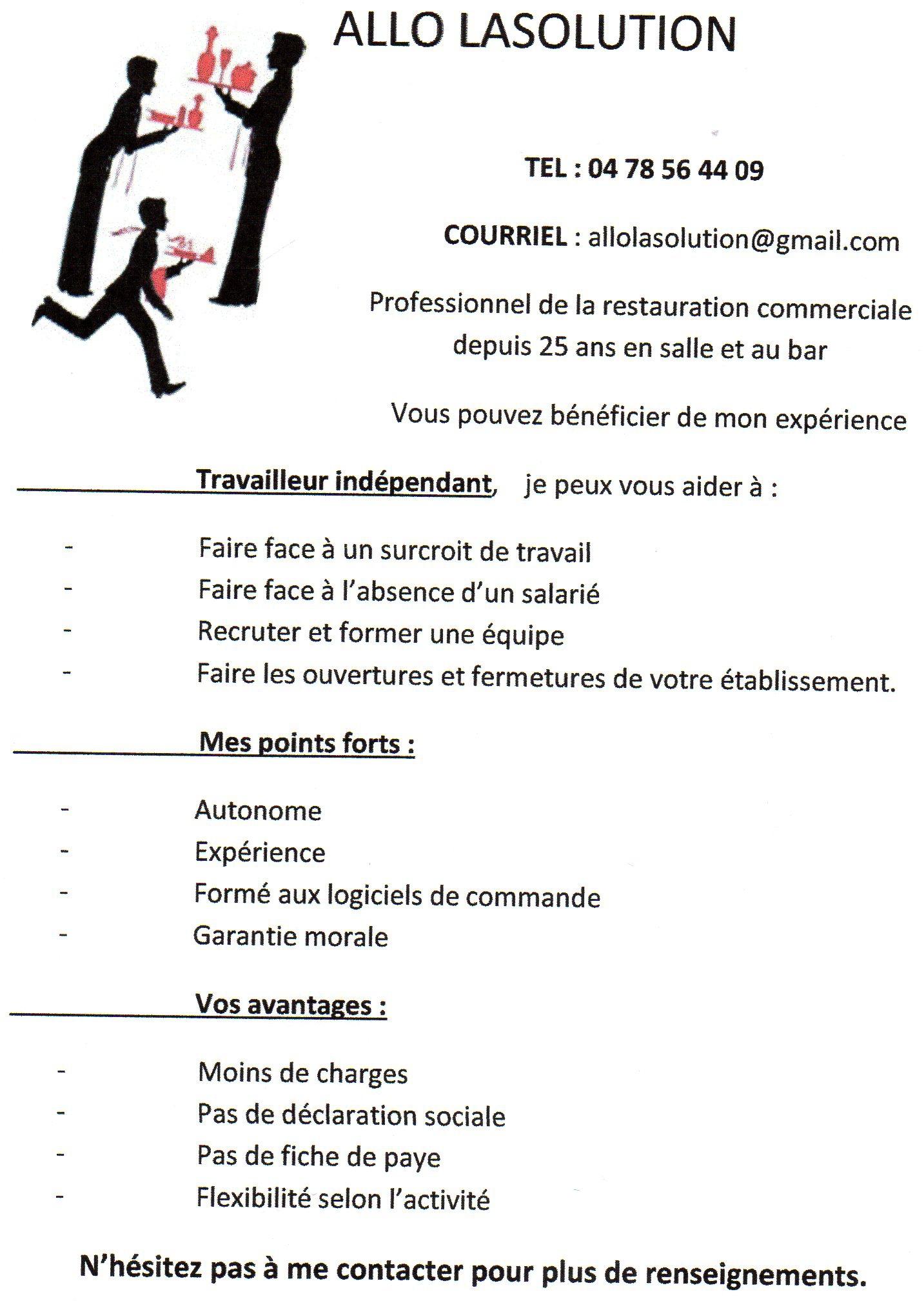 Philippe dubourg cv directeur de restaurant en - Directeur de restaurant ...