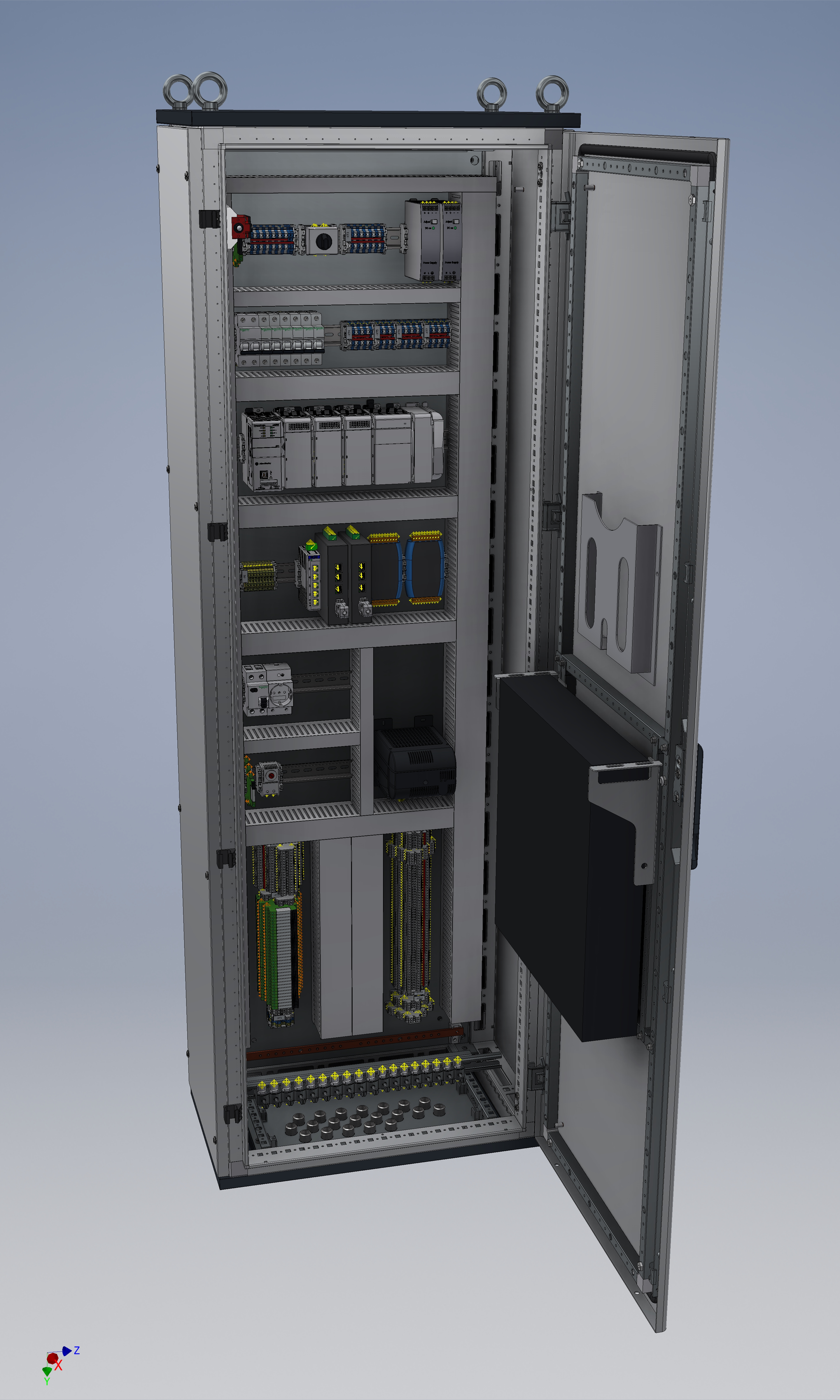 Sergei Ermolov Resume Automation Engineer Switchboard