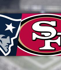 Patriots vs 49ers live Stream